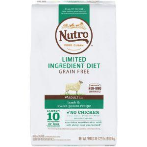 NUTRO Limited Ingredient