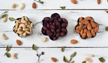 nuts in dow bowl