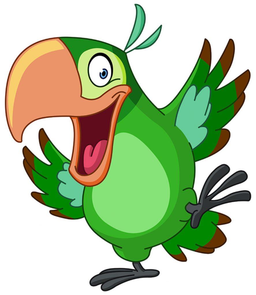 bird dancing