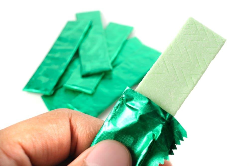 sugarfree gum