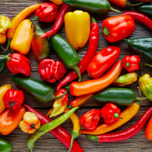 Can Horses Eat Peppers?