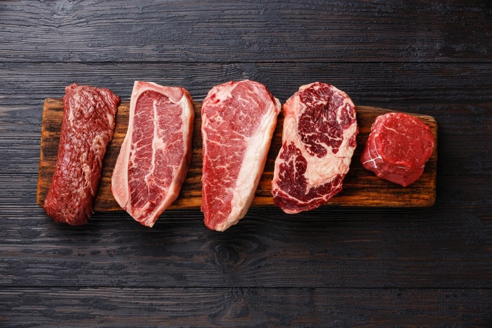 meat on a wood 1