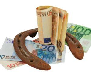 money for horse