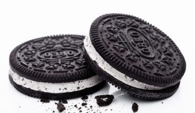oreo isolated