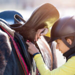 How To Saddle a Horse Properly