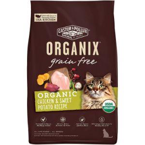 Castor Pollux Organix Cat Food