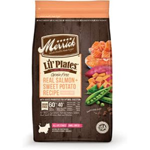 Merrick Lil Plates Grain Free Dog Food