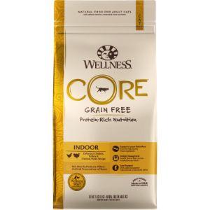 Wellness CORE Grain Free Indoor Formula Dry Cat Food