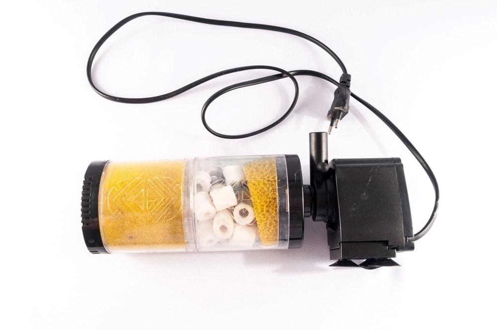 filter for aquarium